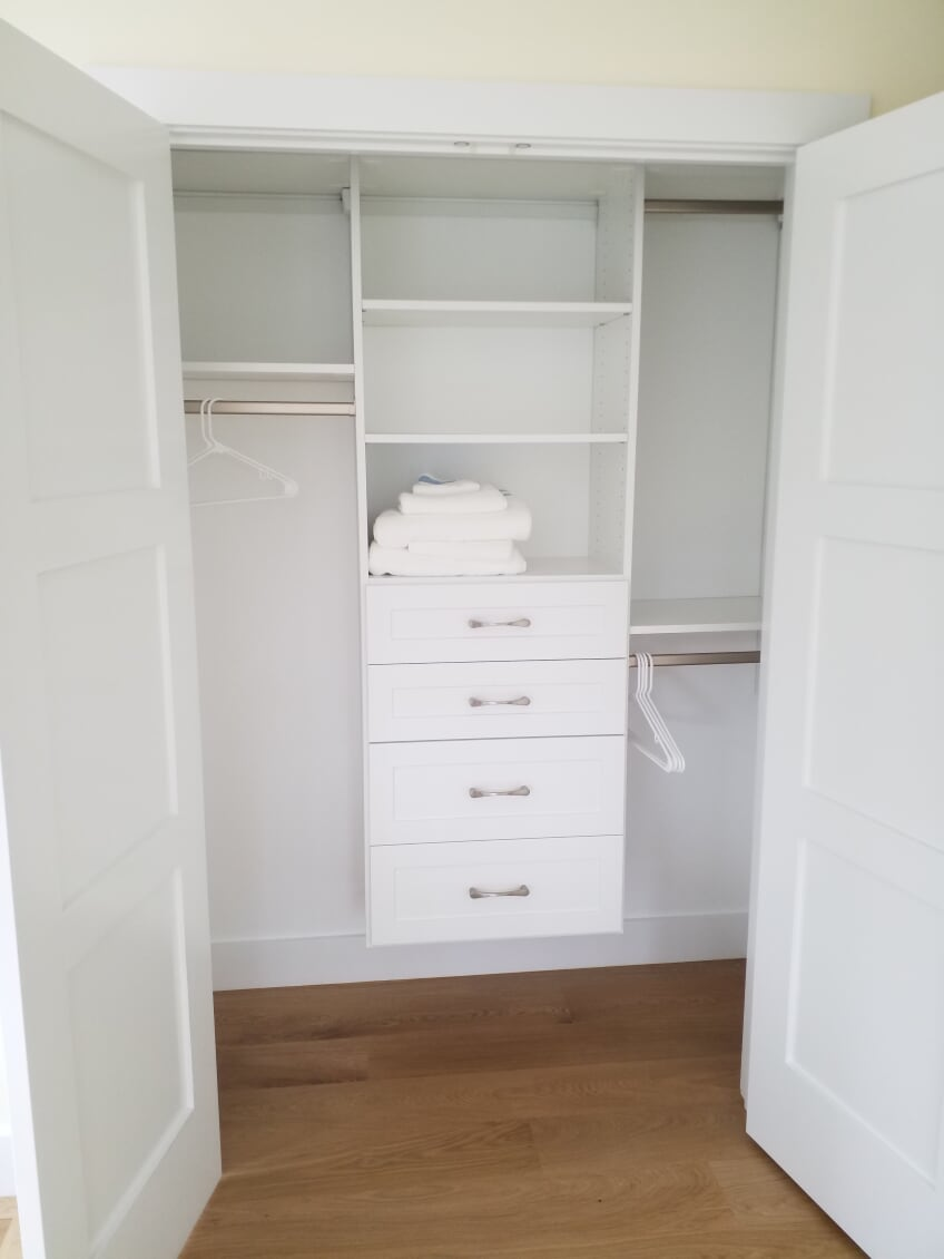 Cape Cod Closet Design and Build
