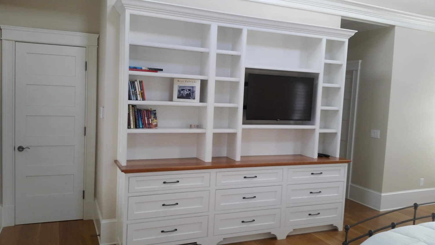 Home Theater Cabinetry Cape Cod
